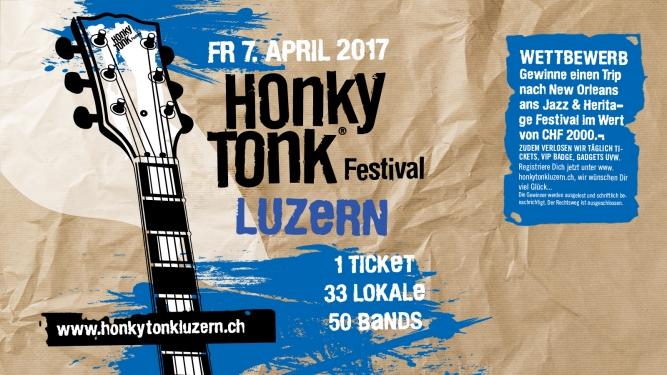 Honky Tonk Festival Luzern Honky Tonk   Tickets