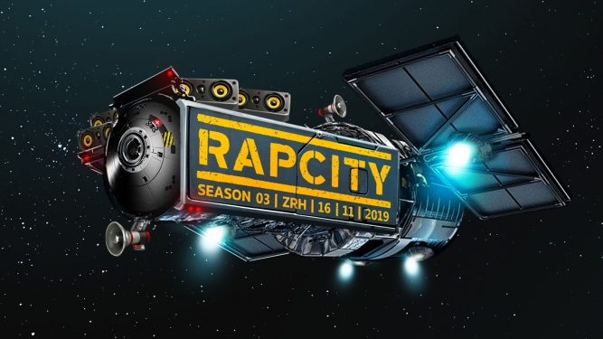 Rap City Season 03 Halle 622 Zürich Billets