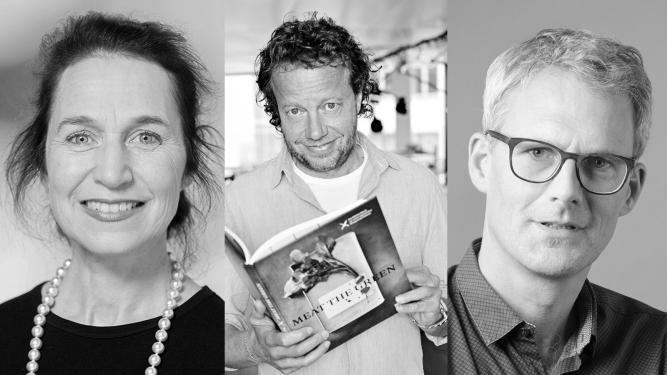 Podiumsdiskussion - Christine Brombach, Rolf Hiltl & Urs Stalder Papiersaal (Sihlcity) Zürich Biglietti
