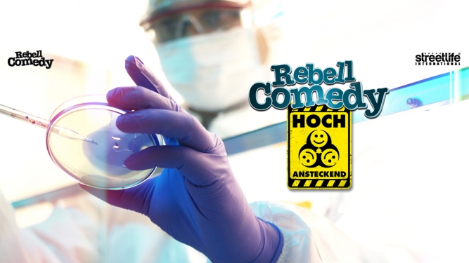 Rebell Comedy Samsung Hall Zürich Dübendorf Tickets