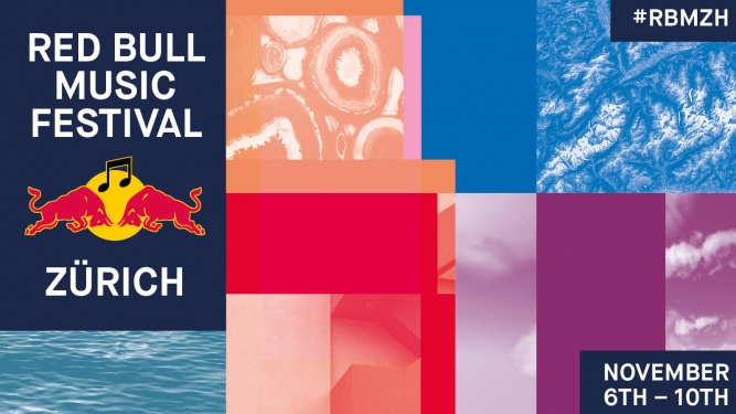 Red Bull Music Festival Zürich Diverse Locations Diverse Orte Tickets