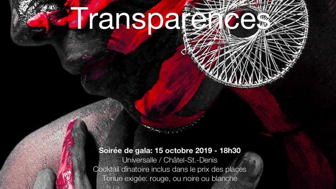 Transparences Univers@lle Châtel-St-Denis Tickets
