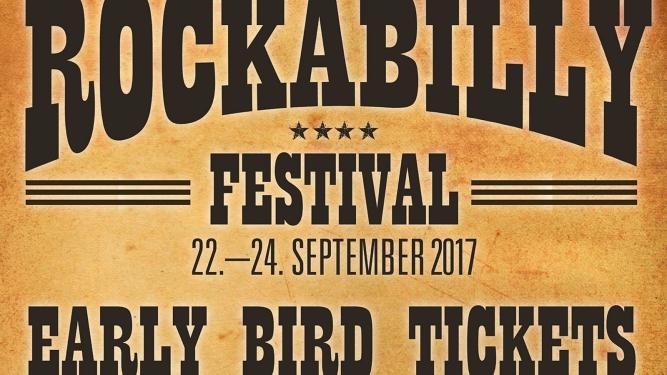 Rockabilly Festival 2017 Kulturfabrik KUFA Lyss Lyss Tickets