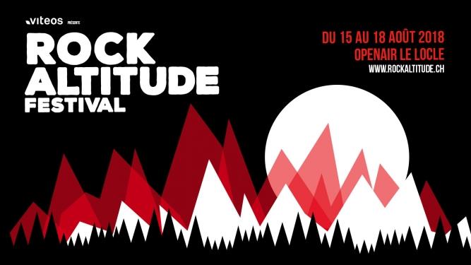 Rock Altitude Festival Patinoire/Piscine du Locle Le Locle Tickets