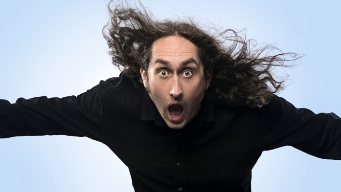 Ross Noble Rhypark Basel Tickets