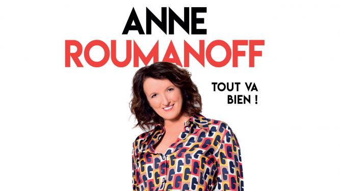 Anne Roumanoff Théâtre du Léman Genève Billets