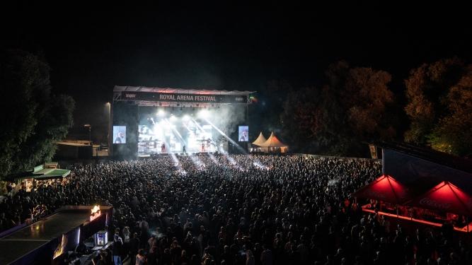 Royal Arena Festival 2020 Römerareal Orpund (Biel/Bienne) Biglietti