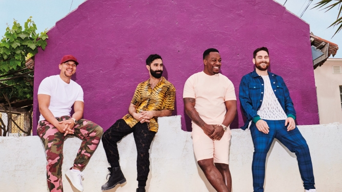 Rudimental Halle 622 Zürich Tickets