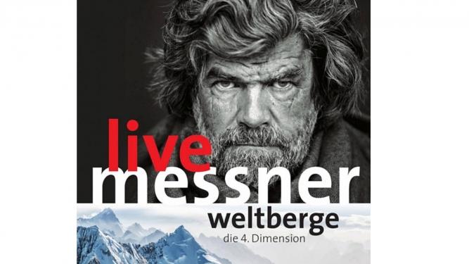 Reinhold Messner SAL in Schaan Schaan (FL) Tickets