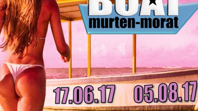 Salsaboat Murten/Morat Schiff Romandie 1 Murten Biglietti