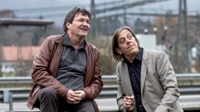 Pedro Lenz und Max Lässer Salzhaus Brugg Tickets