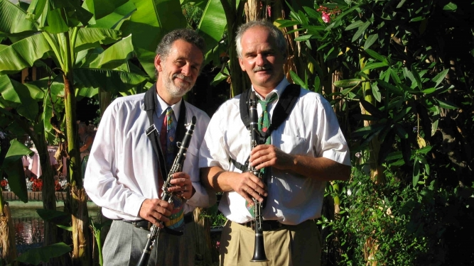The Creole Clarinets Salzhaus Brugg Billets