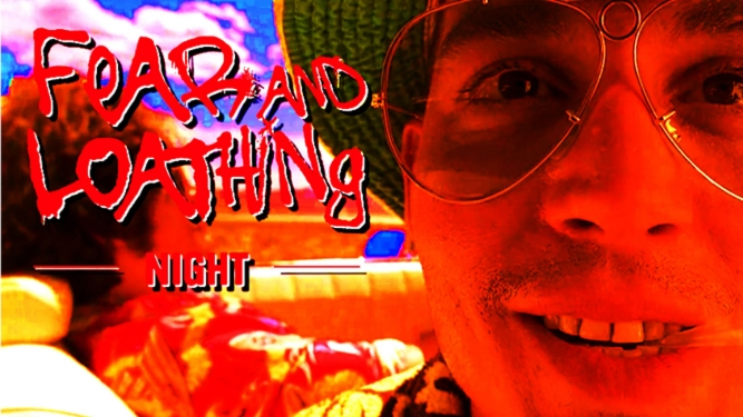 The Fear & Loathing Night Salzhaus Winterthur Tickets