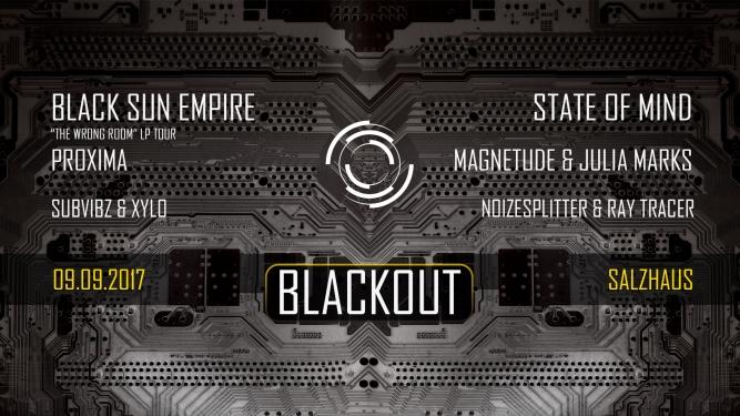 Blackout ZH #10 Salzhaus Winterthur Tickets