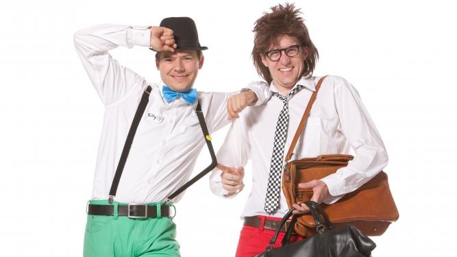 Billy und Benno im Trio Scala Wetzikon Biglietti