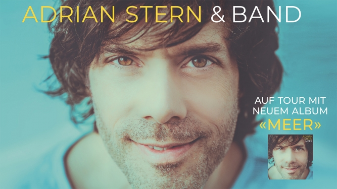 Adrian Stern & Band 2020 Konzerthaus Schüür Luzern Tickets