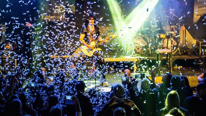 Swiss Glam Rock Fest Konzerthaus Schüür Luzern Tickets