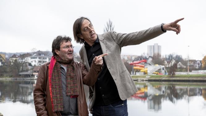 Max Lässer & Pedro Lenz Konzerthaus Schüür Luzern Tickets