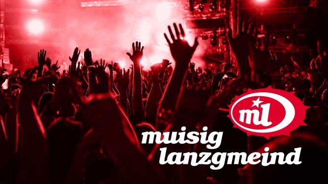 Muisiglanzgmeind Kick Off Festival Konzerthaus Schüür Luzern Tickets