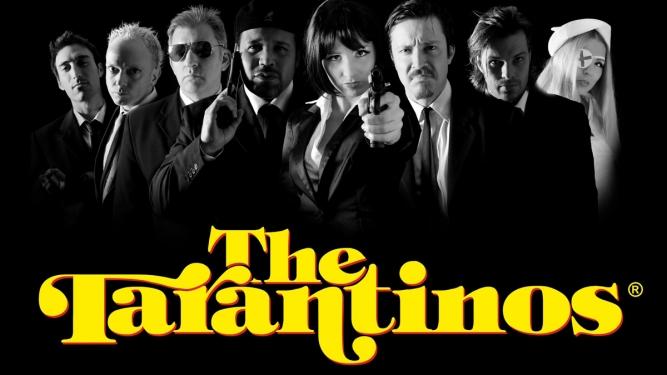 The Tarantinos Konzerthaus Schüür Luzern Tickets
