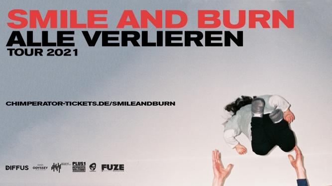 Smile And Burn Sedel Emmenbrücke Biglietti