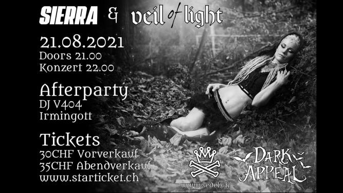 2.1. Darkappeal präsentiert Live: Sedel Emmenbrücke Tickets