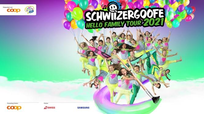 Schwiizergoofe Locations diverse Località diverse Biglietti