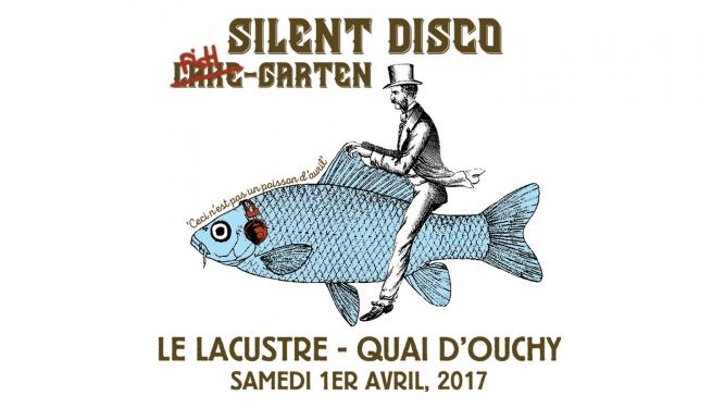Silent Disco Fish-Garten The Lacustre Lausanne Billets