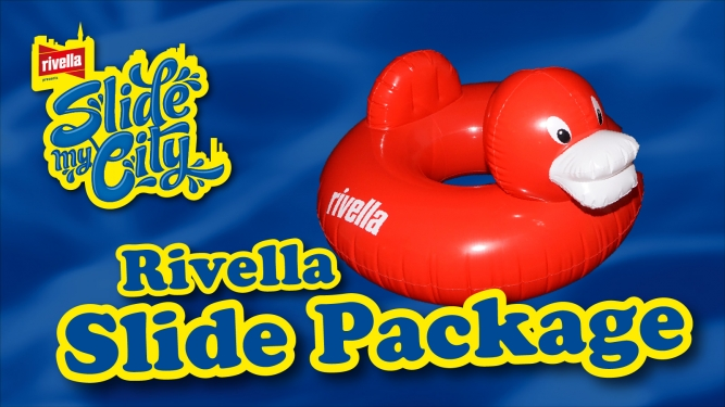 Rivella Slide Package Studhaldenstrasse Luzern Tickets