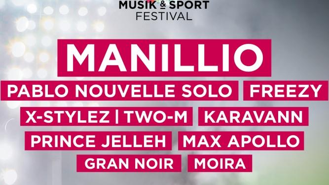 SLM Musik & Sport Festival Stadthofsaal Uster Tickets