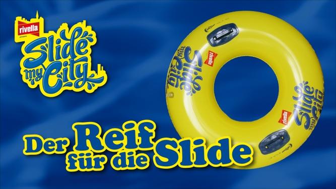 Schwimmreif Slide my City Aargauerstalden Bern Tickets