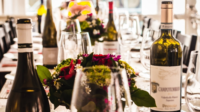 Genuss-Event Wine & Lunch mit Smith & Smith Rüsterei Zürich Tickets