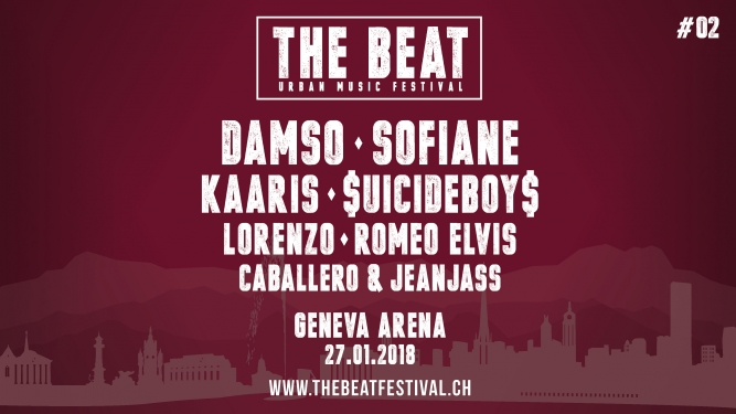 The Beat #02 - Arena Genève Tickets