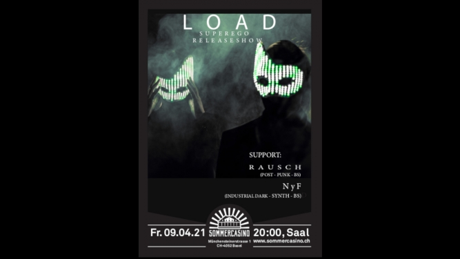 Load Sommercasino Basel Tickets