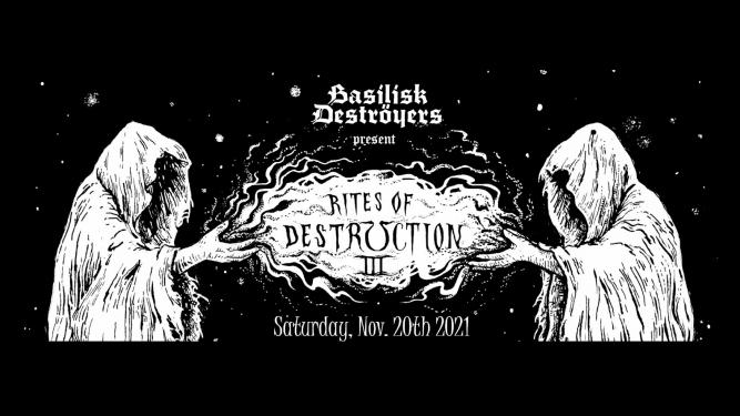Rites of Destruction Vol. III Sommercasino Basel Biglietti
