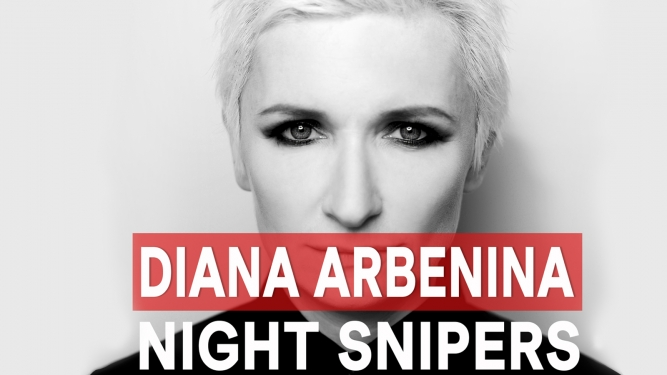 Diana Arbenina & Night Snipers Plaza Zürich Tickets