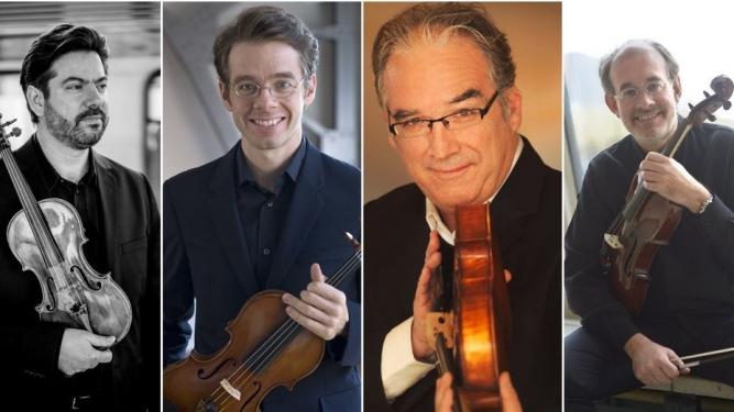 Stradivari Sextett Tonhalle St Gallen Tickets