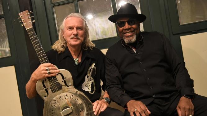 Big Daddy Wilson & Hank Theessink Stadtkeller Luzern Luzern Tickets