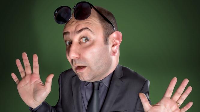 """Stadtkeller Comedy-Night """"Sergio Sardella"""" Stadtkeller Luzern Luzern Tickets"""