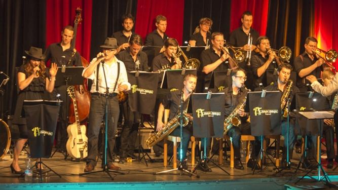 Swingin' Sponge Big Band Stadtkeller Luzern Luzern Tickets