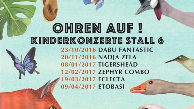 Eclecta Stall 6 Zürich Tickets