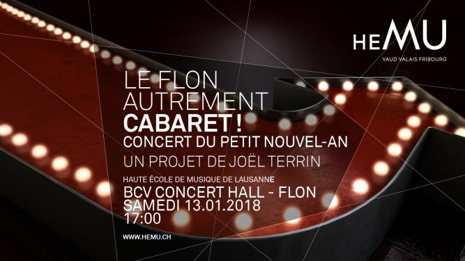Le Flon autrement: Cabaret ! BCV Concert Hall Lausanne Biglietti