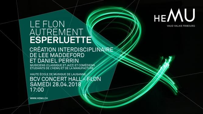 Le Flon autrement: Esperluette BCV Concert Hall Lausanne Billets