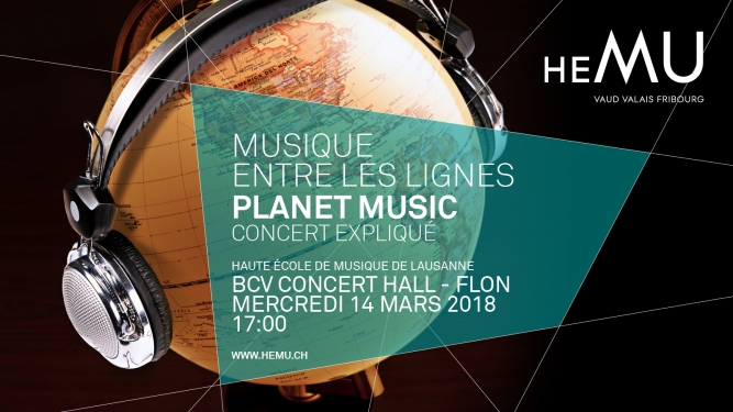 Planet Music BCV Concert Hall Lausanne Tickets