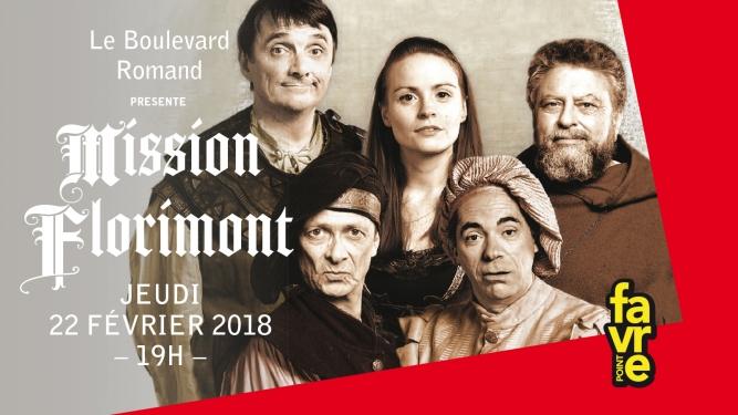 Mission Florimont Salle Point favre Chêne-Bourg Tickets