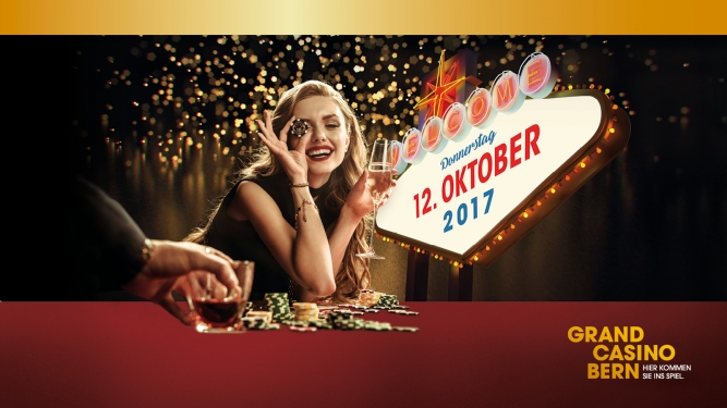 One Night in Vegas Grand Casino Bern Bern Tickets