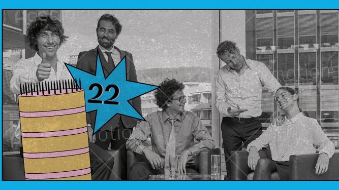 22 Jahre Radio 3FACH Südpol Luzern Tickets
