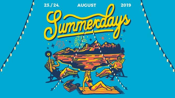 SummerDays Festival 2019 Quaianlagen Arbon Arbon Tickets