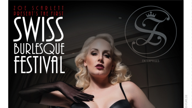 Swiss Burlesque Festival Häbse-Theater Basel Tickets
