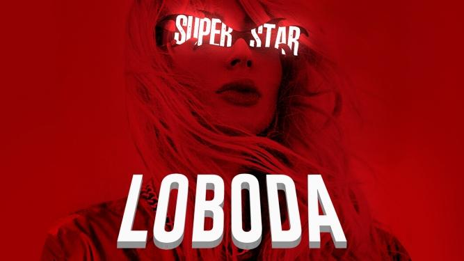 Superstarshow by Loboda Samsung Hall Zürich Dübendorf Tickets